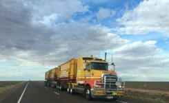 Merging Trucking and Technology